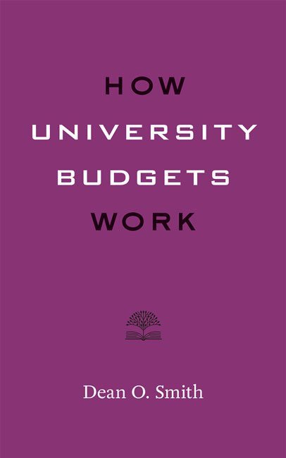 How University Budgets Work