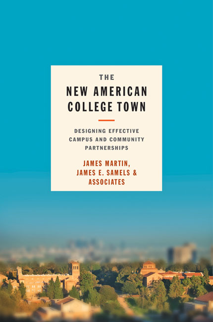 The New American College Town