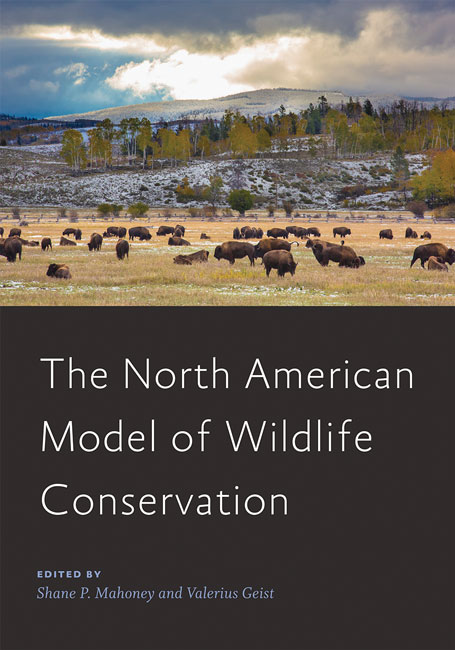 The North American Model of Wildlife Conservation