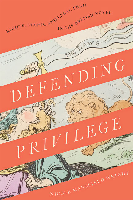 'Defending Privilege' cover image